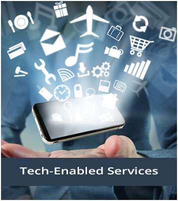 Tech-Enabled Services
